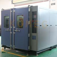Buy cheap Performance Environmental Walk-in Chamber / Temperature Humidity Test Chamber from wholesalers