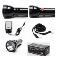 China led flashlight and led torch lamp on sale