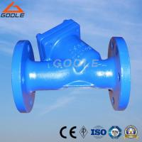 Quality Flanged Y Type Strainer (GAGL41H) for sale
