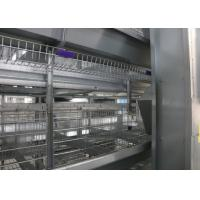 Quality Hot Galvanized Full Automatic Poultry Feeder System Anti - Perching for sale