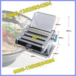 Quality Dumpling skin, noodle skin, noodle maker, household noodle making machine for sale