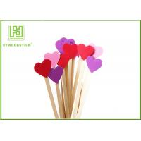 Best Food Grade Wooden Tea Stirrers , Disposable Coffee Stirrers 140 / 178 / 190MM wholesale