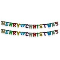 China 15FT Merry Christmas Banner (SKCD-0034M) on sale