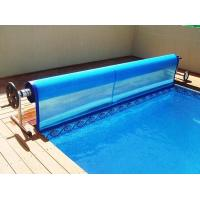 Quality 400Mic 500 Mic PE Bubble 12mm Swimming Pool Solar Cover Plastic Solar Blanket Cover for sale
