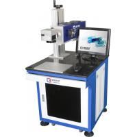Buy cheap Easy Operation Handheld Co2 Laser Marking Machine For Pu Product from wholesalers