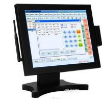 Quality 1024 * 768 All In One POS Computer , Touch POS Terminal For Supermarket for sale