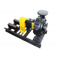 Quality Liquid Non Clog Sewage Pump , Papermaking Process Industrial Sump Pump Systems for sale