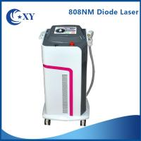 Quality 808nm Permanent Diode Laser Hair Removal Machine For Salon 0~120J/Cm2 for sale