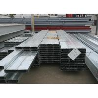 Quality ISO Certified Prefabricated Steel Structure Building With High Efficiency Materials for sale