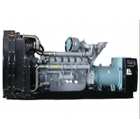 China Perkins 1500KVA 1200KW Three Phase or Single Phase Diesel Generators for sale