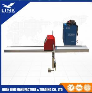 Best Metal Portable Plasma Cutting Machine , 1500×3000mm Portable Flame Cutting Machine wholesale