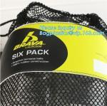 Mesh Gym Drawstring Bag Backpack For Basketball And Football,Promotion small
