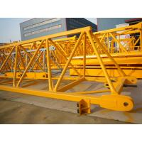 China 6 tons Stone Self Climbing Tower Crane on sale