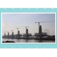Quality Model ZT7527-20 Construction Tower Crane Lifting Capacity 20 Ton 75m for sale