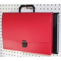 Best PP Expanding File Folders With Pockets Handle Decorative File Folder wholesale