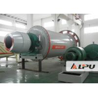 China Wet or Dry Type Cement Grinding Mill Machine , Cement Mill in Cement Plant on sale
