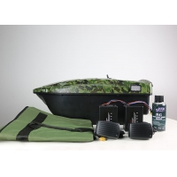 Quality Fishing bait boat lake lithium polymer battery with 7.4V 12A for sale
