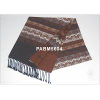 China Fringes 100 % Silk Winter Woven Silk Scarf ,Customized Brand And Logo on sale