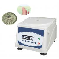 Quality Microprocessor Control Hematocrit Centrifuge Machine With Brushless AC Motor for sale