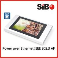 Wall Mounted Industrial Android Aluminum Tablet PC with RJ45 POE