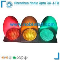 China led traffic light, traffic robot solar powered DC traffic signal light on sale