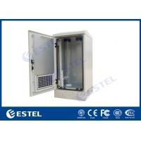 """Quality 20U Outdoor Enclosure, Outdoor Cabinet, IP55, Fan Cooling, 19"""" Rail for sale"""