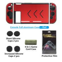 Quality N- Switch Console Nintendo Switch Games Accessories 5 Kits Protective Sets for sale