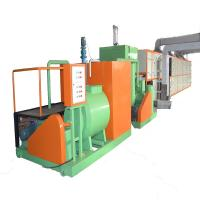 China Waste Paper Egg Tray Making Machine / Pulp Molding Equipment Long Life Use on sale