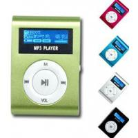 Quality Popular MP3 Player with Screen (WS-M3-006) for sale