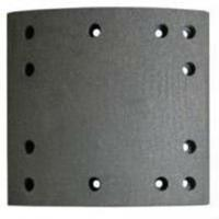 China Brake lining with competitive price and high quality asbestos/non-asbestos/semi-metal/ceramic on sale