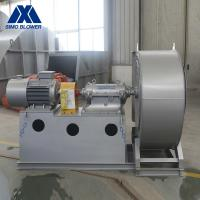 China Metallurgy Main Shaft Duct Flange Dust Collector Blower Fan for sale