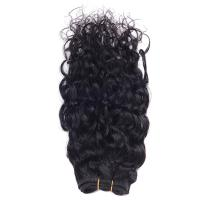 China Wholesale Nice Looking Best Quality Virgin Peruvian Human Hair Natural Hair Weave 100%Silky Straight hair on sale