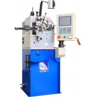 Quality Automatic Spring Coiling Machine With Control Panel for sale