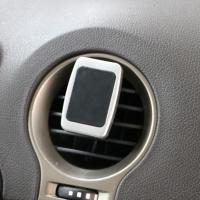 Quality Rectangle Air Vent Magnetic Car Mount Phone Stand Cradle For Samsung S7 S8 for sale