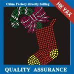 Quality D0929 New design hotfix rhinestone motif ;china hotfix motif ;wholesale cheap hotfix motif for christmas for sale