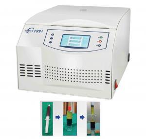 Professional PRP Centrifuge Machine / PRP4 Tube Centrifuge for Medical
