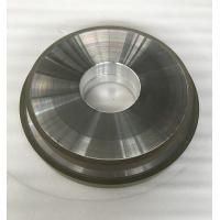 Quality Abrasive Grit Resin Bonded Diamond Grinding Wheels Flat CBN Hole 127mm Width 10mm for sale
