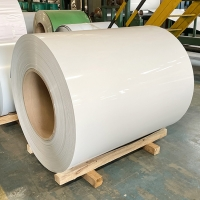 Quality 505mm 510mm Prepainted 1050 Coated Aluminum Coil O-H112 for sale