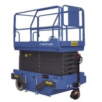 Quality Smart Electrically Motorized Table Scissor Lift Aerial Work Platfrom XE100R for sale