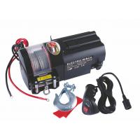 China Electric 12V 4500 lb line pull Utility Trailer Winch / Winches on sale