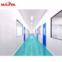 Quality Air Shower Pharmaceutical Clean Room Stainless Steel Material GMP Certificated for sale