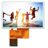 Quality Capacitive Touch TFT LCD Display , 40 Pins High Brightness TFT LCD Panel for sale