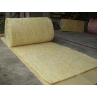 Buy High Temperature Resistance Glass Wool Blanket For Power Plant 20mm - 100mm Thickness at wholesale prices