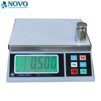 Quality Low Profile Digital Weighing Scale Internal Rechargeable Battery Lightweight for sale