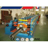 China Auto Rack Roll Forming Line Grape Frame Metal Forming Equipment on sale