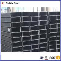 Quality Light Weight Perforated Galvanized C Purlins From China Factory for sale