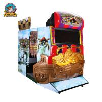 Quality Multi Color Full Size Arcade Games / Custom Arcade Cabinet Coin Operated for sale