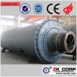 China Professional Copper Silica Powder Ball Mill Design on sale