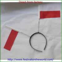 Best Put on the cuntry flag of the head wholesale