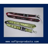 Quality Eco-friendly Nylon Tube Lanyard Custom Printed Lanyards for Promotional Products for sale